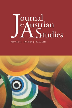Journal of Austrian Studies 53:3