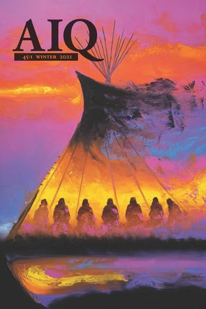 American Indian Quarterly 45:1