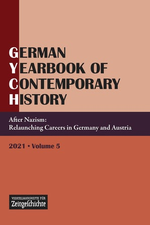 German Yearbook of Contemporary History 05:1