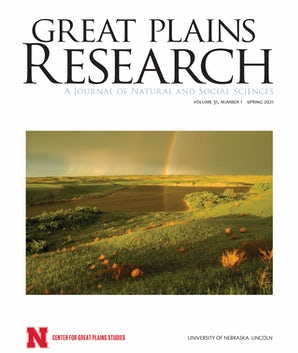 Great Plains Research 31:1