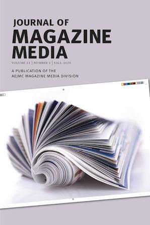 Journal of Magazine Media 21:1