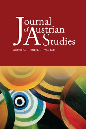 Journal of Austrian Studies 54:3